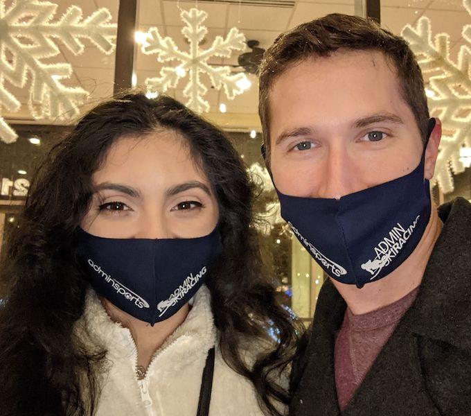 Siana & Alex Staying Safe