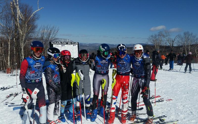 U16 Junior Champs 2019 at Sugarloaf, Western NYS Racers