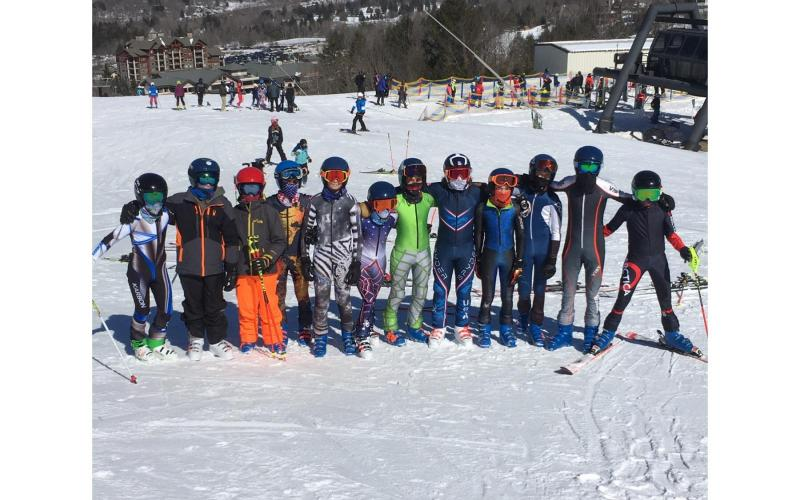 WINDHAM BOYS U14 SKI TEAM